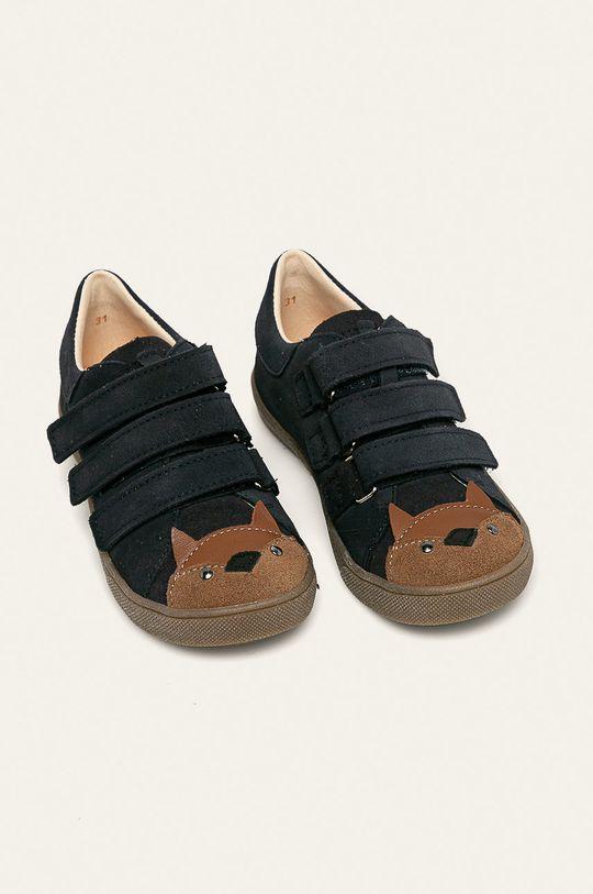 Mrugała - Pantofi copii bleumarin