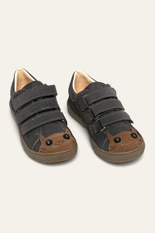 Mrugała - Pantofi copii gri