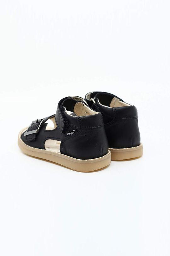 Mrugała - Dětské sandály černá