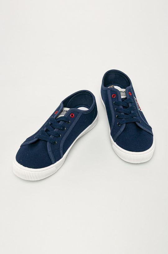 Levi's - Dětské tenisky námořnická modř
