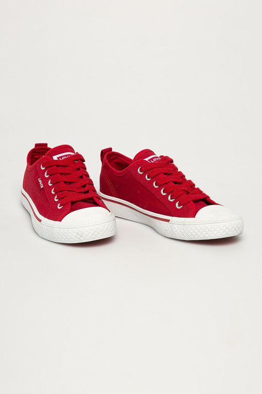 Levi's - Tenisówki dziecięce czerwony