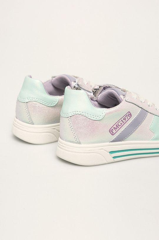 Primigi - Detské topánky  Zvršok: Prírodná koža Vnútro: Textil, Prírodná koža Podrážka: Syntetická látka
