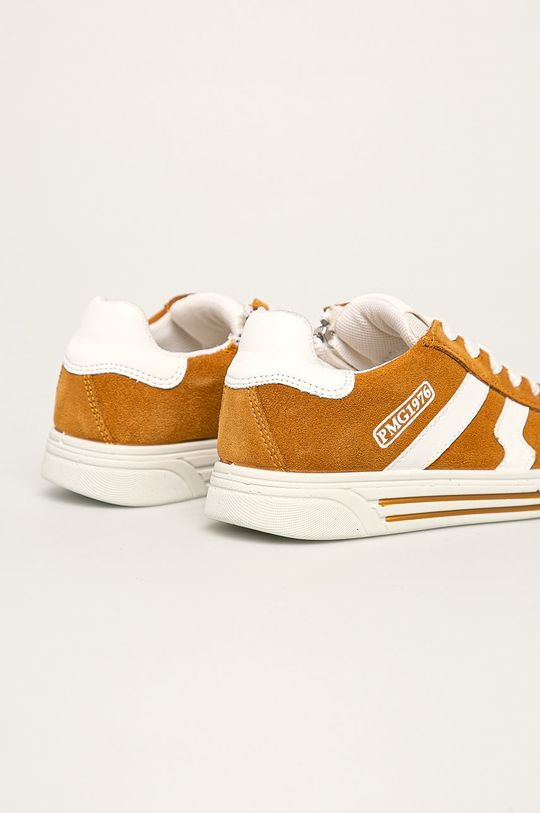 Primigi - Dětské boty Svršek: Přírodní kůže Vnitřek: Textilní materiál, Přírodní kůže Podrážka: Umělá hmota