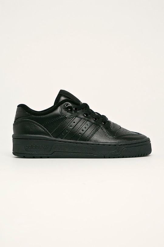negru adidas Originals - Pantofi copii Rivalry Low De copii