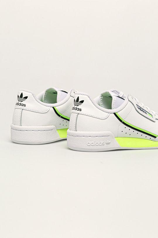 adidas Originals - Boty Continental 80 Svršek: Přírodní kůže Vnitřek: Textilní materiál Podrážka: Umělá hmota