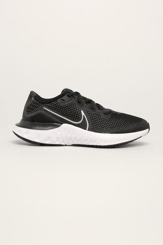 černá Nike Kids - Dětské boty Renew Run Dětský