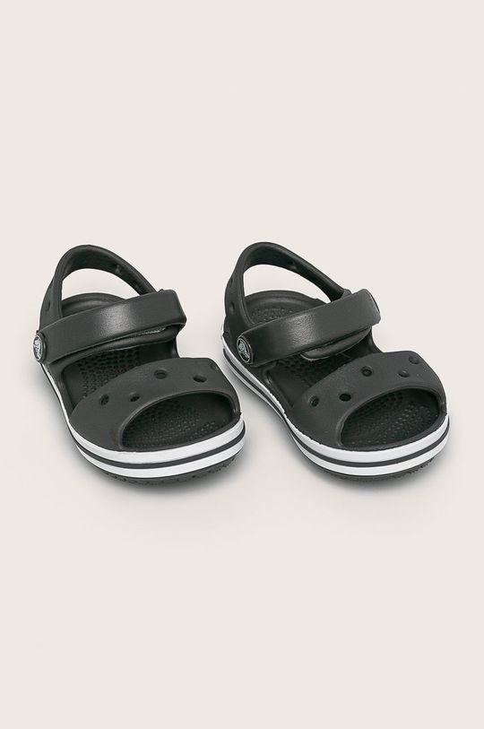 Crocs - Детски сандали графит
