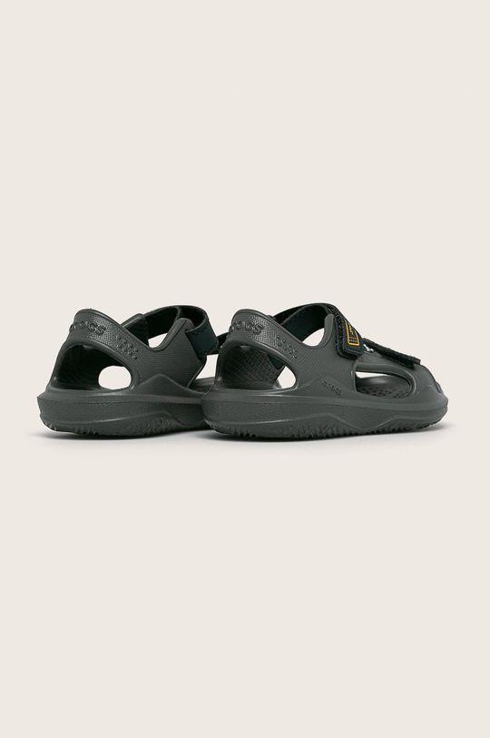 Crocs - Детски сандали  Горна част: Синтетичен материал, Текстилен материал Вътрешна част: Синтетичен материал Подметка: Синтетичен материал
