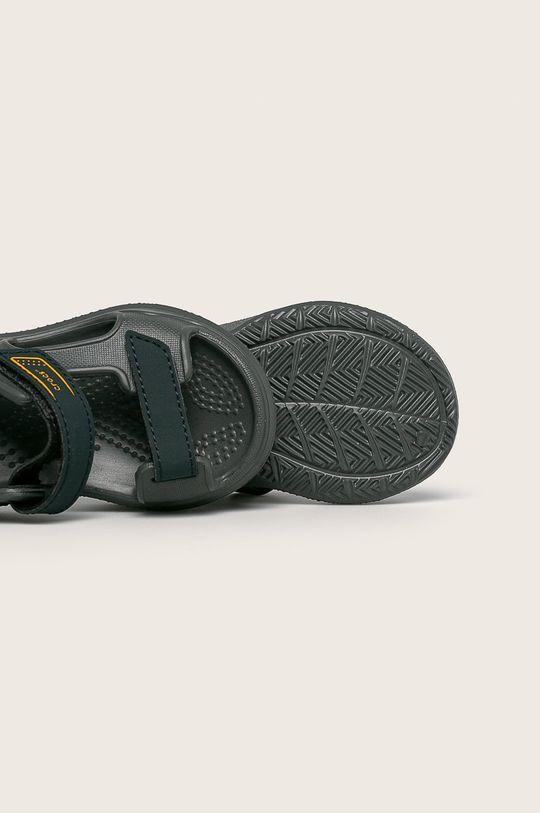 графит Crocs - Детски сандали