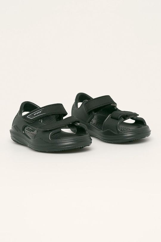 Crocs - Детски сандали черен