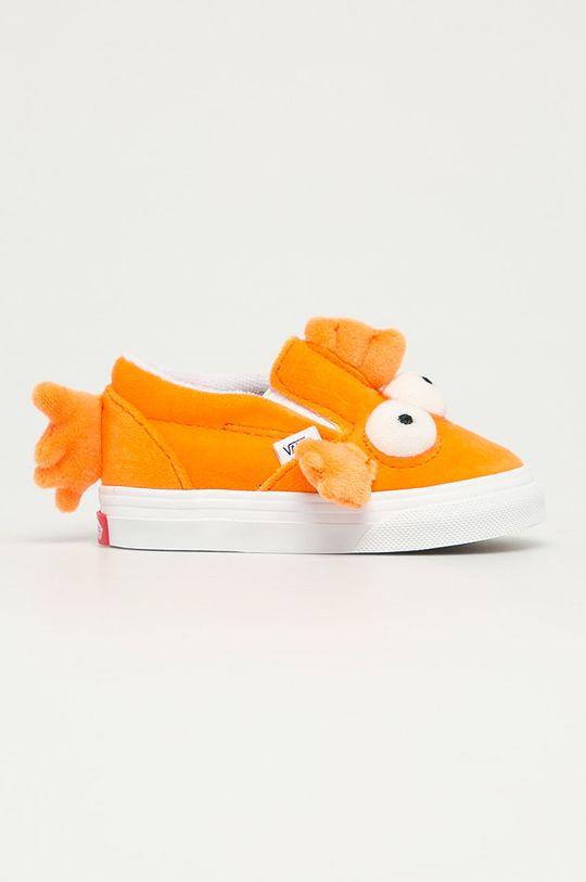 portocaliu Vans - Tenisi copii x The Simpsons De copii