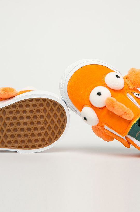 portocaliu Vans - Tenisi copii x The Simpsons