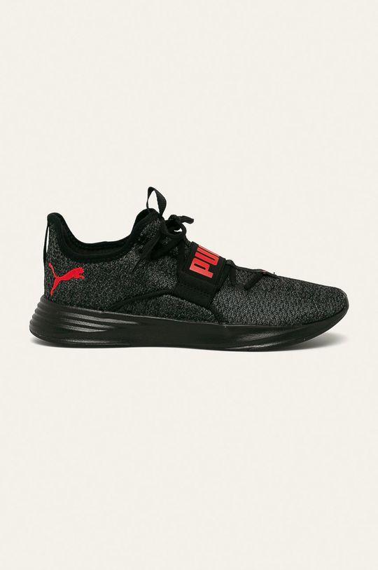 čierna Puma - Topánky Persist XT Knit Pánsky