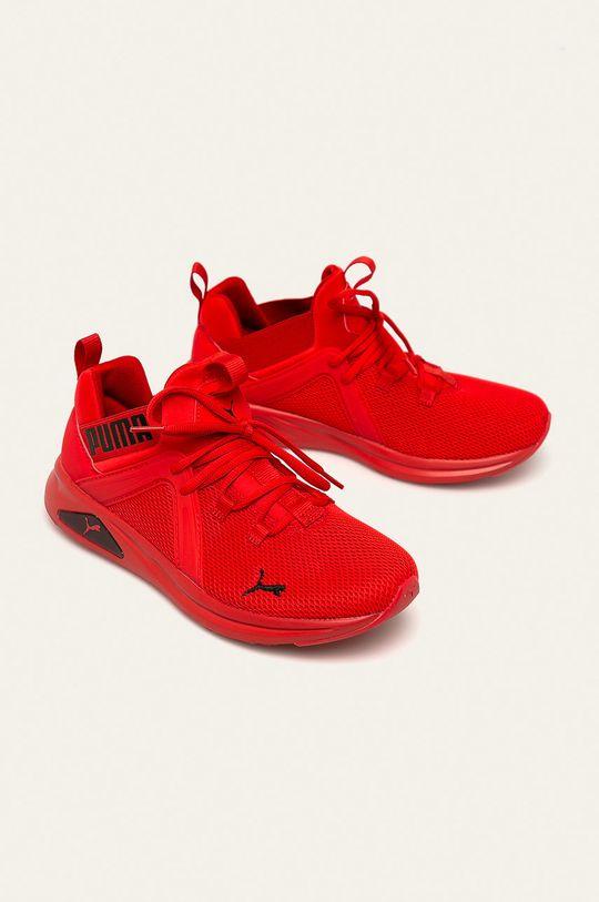 Puma - Topánky Enzo 2 červená