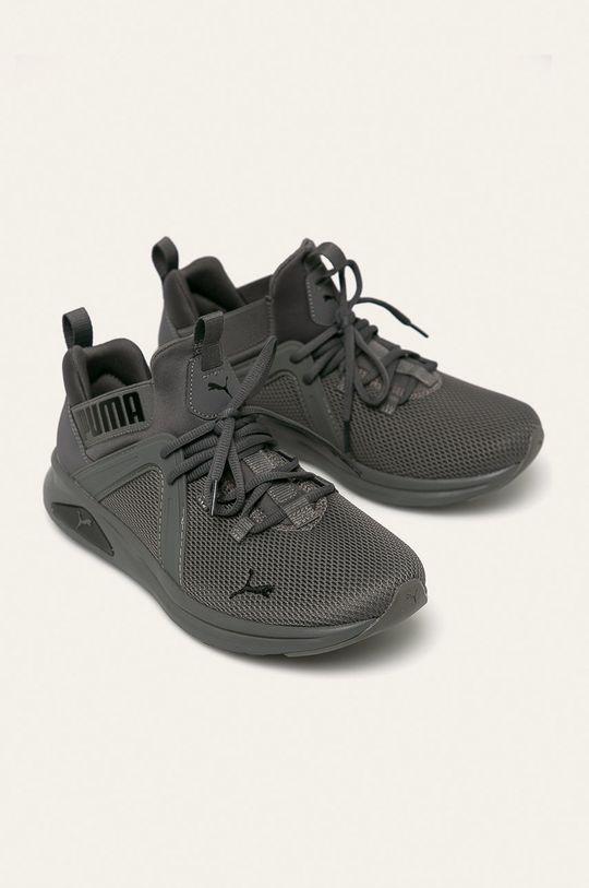 Puma - Topánky Enzo 2 sivá