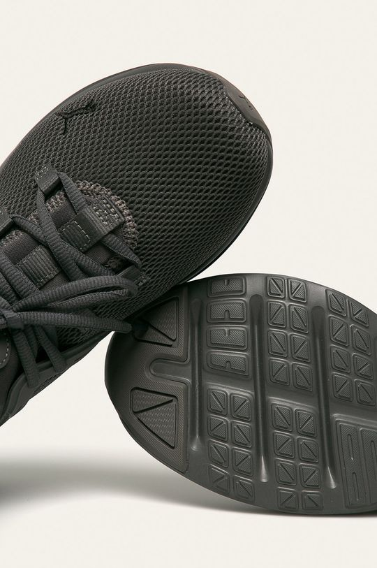 sivá Puma - Topánky Enzo 2