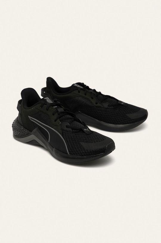 Puma - Topánky Hybrid NX Ozone čierna