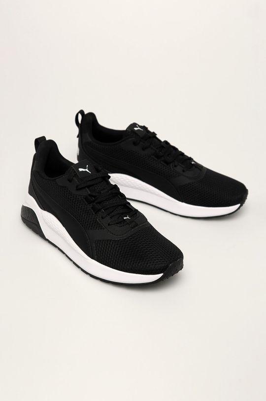 Puma - Topánky Anzarun FS čierna