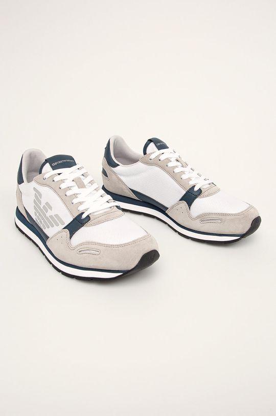 Emporio Armani - Topánky viacfarebná