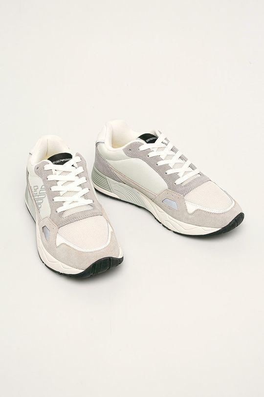 Emporio Armani - Pantofi gri
