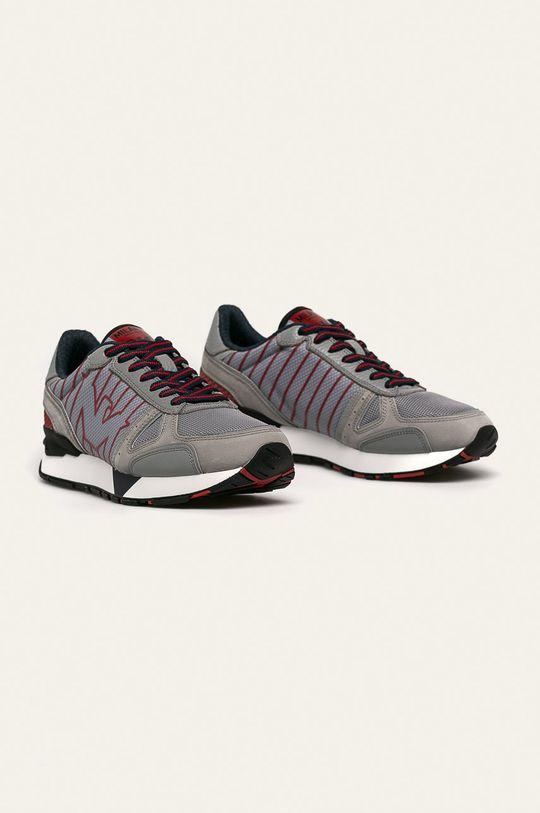 Emporio Armani - Обувки сив