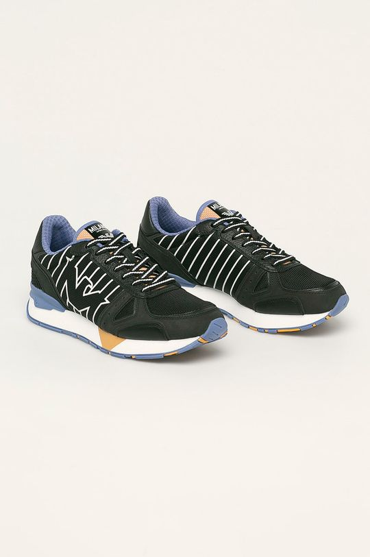 Emporio Armani - Обувки черен