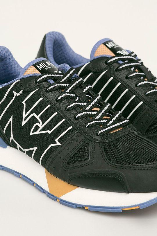 черен Emporio Armani - Обувки