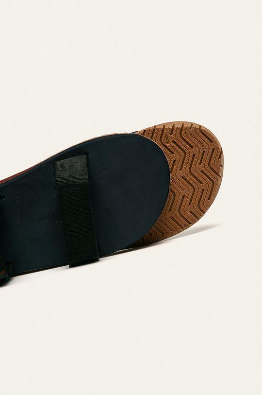 tmavomodrá Quiksilver - Sandále