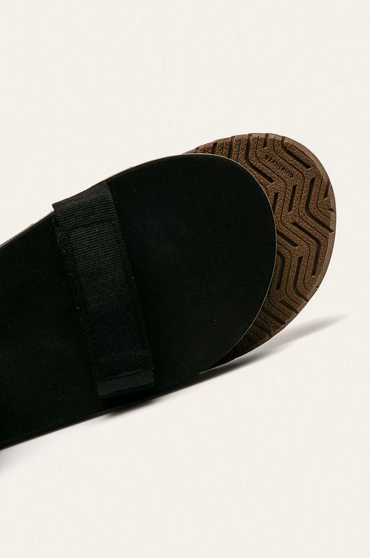 čierna Quiksilver - Sandále