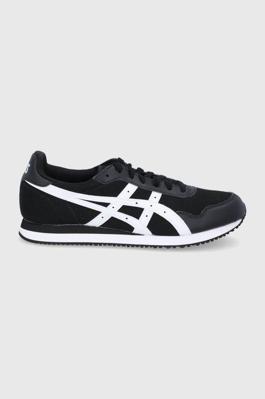 čierna Asics Tiger - Topánky Tiger Runner Pánsky