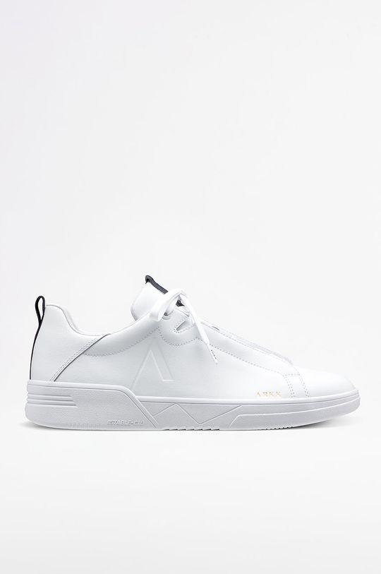 biela Arkk Copenhagen - Kožená obuv Pánsky
