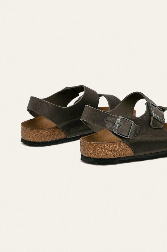 Birkenstock - Sandale de piele Milano Gamba: Piele naturală Interiorul: Piele naturală Talpa: Material sintetic