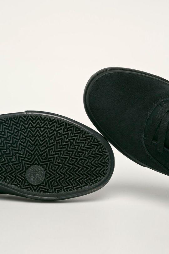 černá Nike - Kožené boty SB CHARGE SUEDE