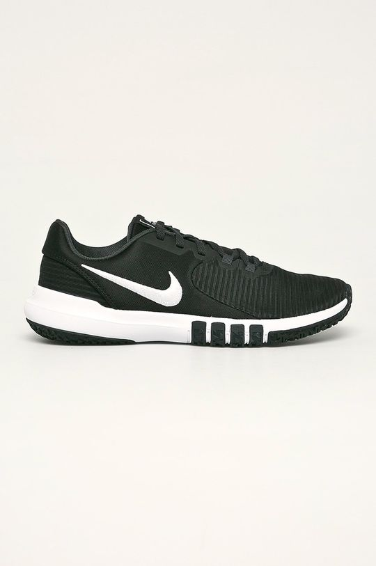 čierna Nike - Topánky Flex Control Tr4 Pánsky