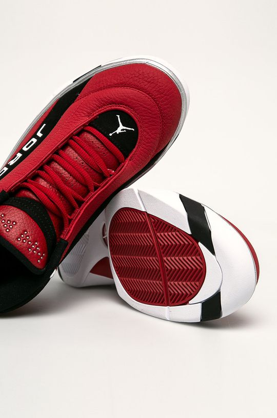 červená Jordan - Boty TEAM SHOWCASE