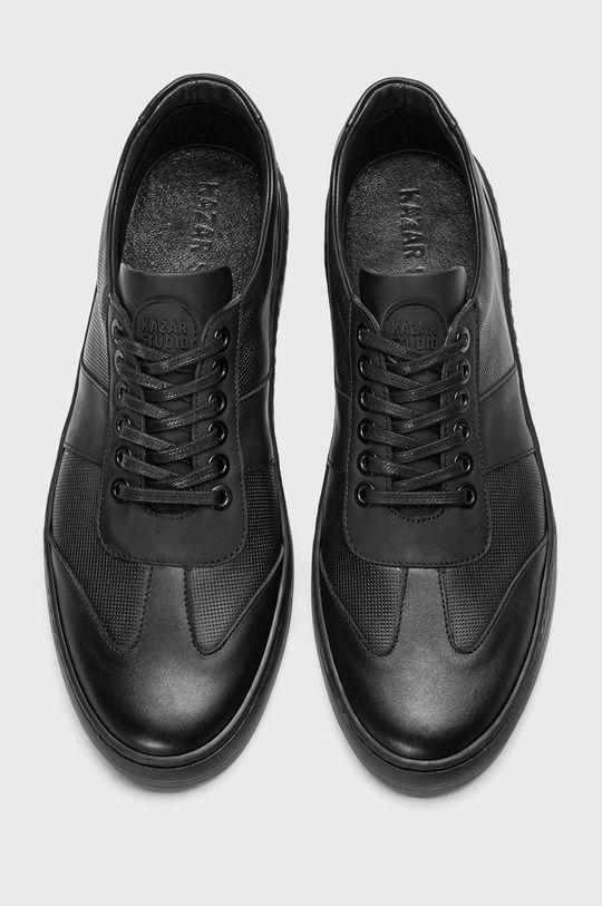 čierna Nike - Kožená obuv Cortez Basic Leather