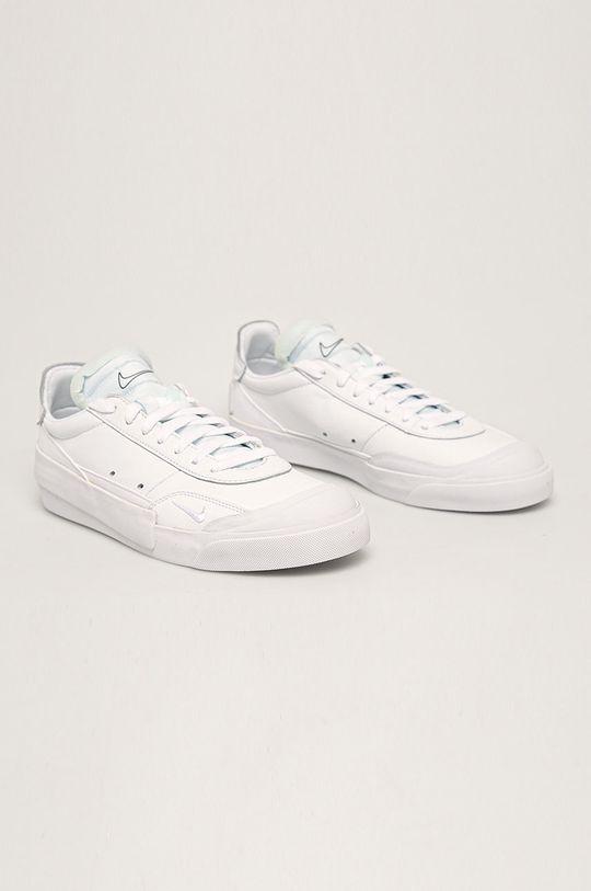 Nike - Topánky Drop-Type Prm biela