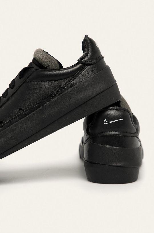 Nike - Boty Drop-Type Prm Svršek: Umělá hmota, Přírodní kůže Vnitřek: Textilní materiál Podrážka: Umělá hmota