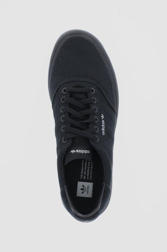 čierna adidas Originals - Tenisky 3Mc