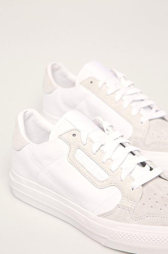 adidas Originals - Tenisky Continental Vulc  Zvršok: Textil, Prírodná koža Vnútro: Textil Podrážka: Syntetická látka