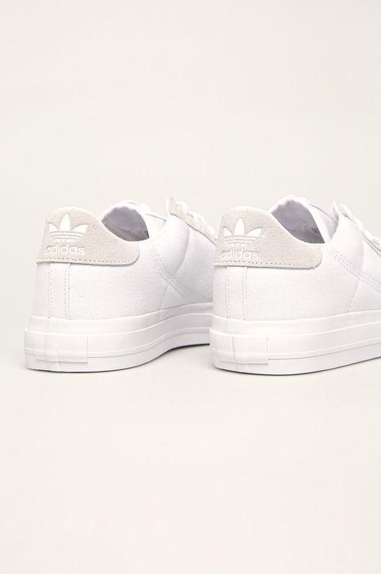 biela adidas Originals - Tenisky Continental Vulc