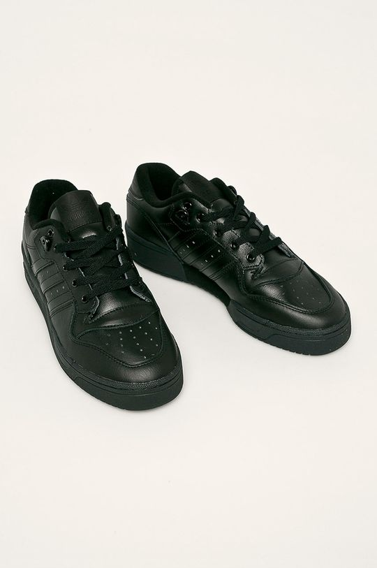 adidas Originals - Buty Rivalry Low czarny