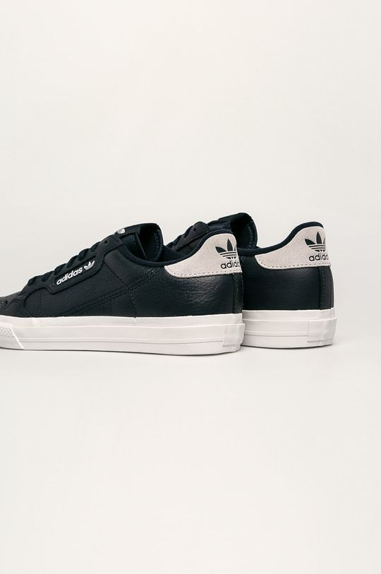 adidas Originals - Buty Continental Vulc Cholewka: Materiał tekstylny, Skóra naturalna, Wnętrze: Materiał tekstylny, Podeszwa: Materiał syntetyczny