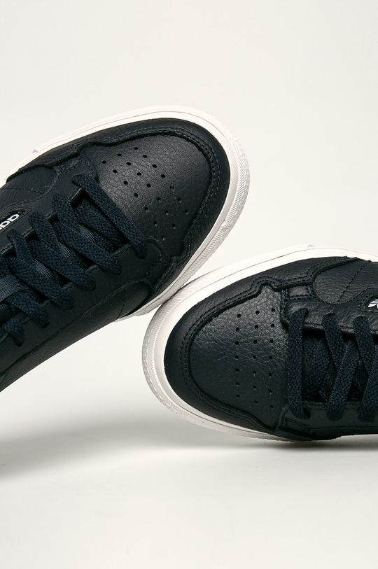 granatowy adidas Originals - Buty Continental Vulc