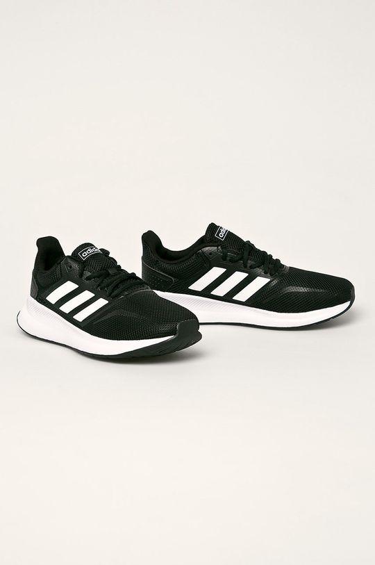 adidas - Topánky Runfalcon čierna