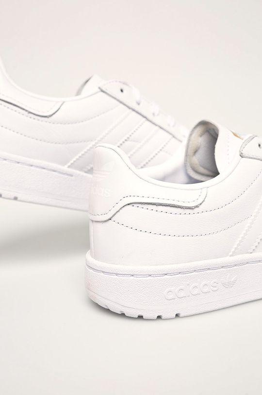 adidas Originals - Boty Team Court Svršek: Umělá hmota, Přírodní kůže Vnitřek: Umělá hmota, Textilní materiál Podrážka: Umělá hmota