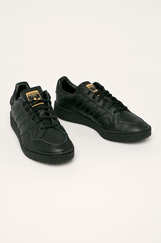 adidas Originals - Boty Team Court černá