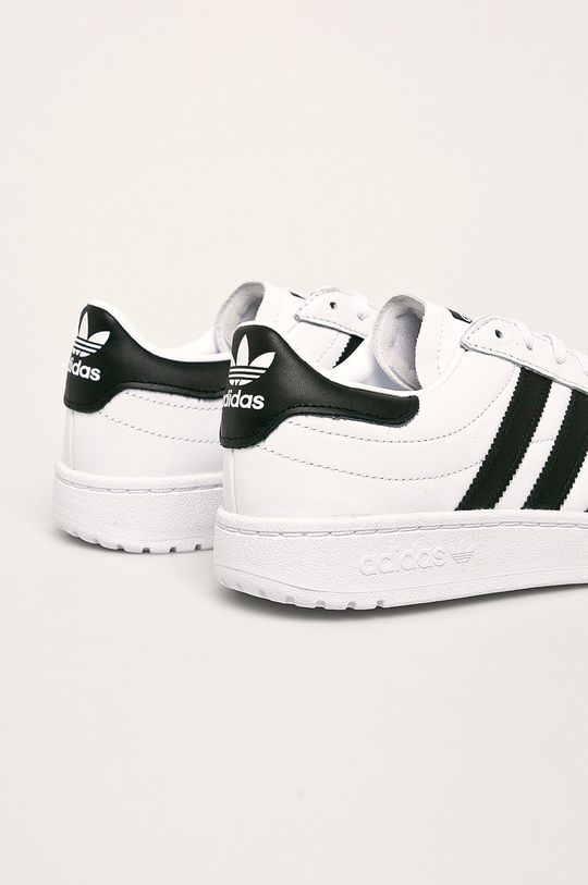 adidas Originals - Kožené boty Team Court Svršek: Umělá hmota, Přírodní kůže Vnitřek: Umělá hmota, Textilní materiál Podrážka: Umělá hmota