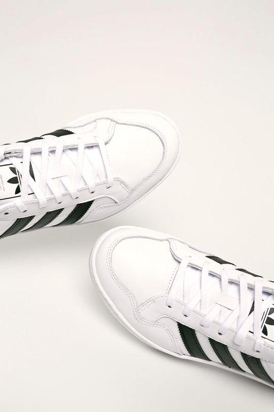 adidas Originals - Kožené boty Team Court Pánský