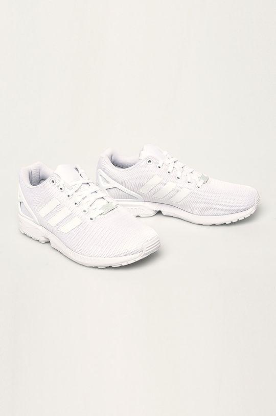 adidas Originals - Topánky Zx Flux biela